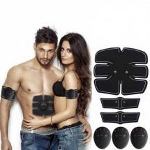 Безжичен мускулен стимулатор Smart Fitness 3 в 1 EMS