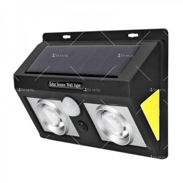 Соларна лампа с LED диоди и сензор за движение H LED7 4