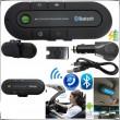 Елегантен Bluetooth трансмитер за монтиране на сенника в автомобила HF2 11