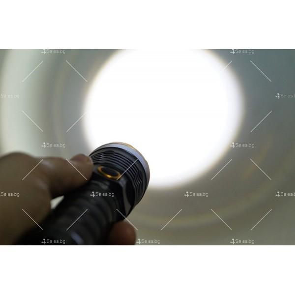 Многофункционално фенерче от алуминиева сплав 5
