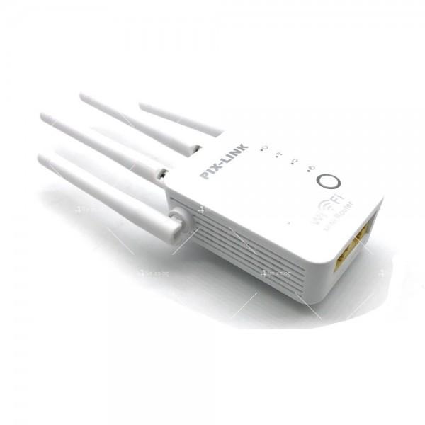 Безжичен Wi-Fi рутер с четири антени WF23 8