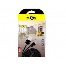 Микро USB кабел KLGO S-52