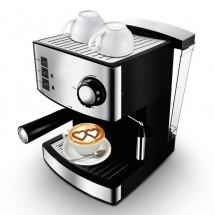 Еспресо машина за 1 или 2 кафета, 850W, 15 бара