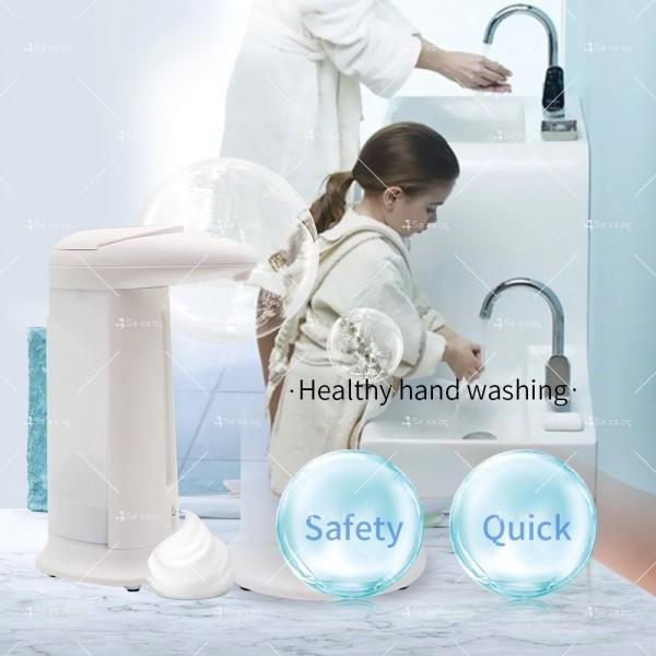 Автоматичен дозатор за сапун Soap Magic TV27 7