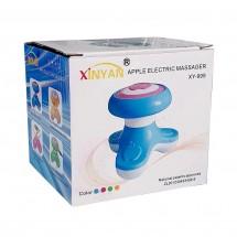 Компактен малък троен масажор за тяло Apple XY-999 TV496
