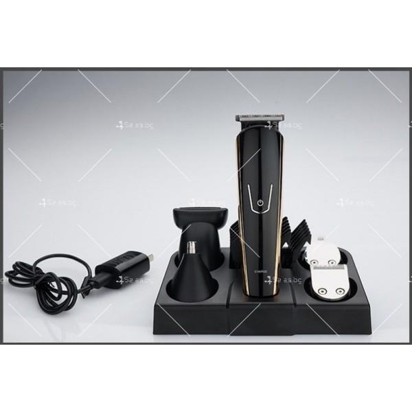 Машинка за подстригване Promozer mz-2022 8 в 1 SHAV5 5