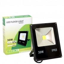 LED прожектор 30 W клас на защита IP65