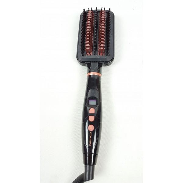 Керамична електрическа четка за изправяне на коса VitalMaxx TV638 3