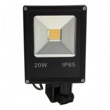 LED прожектор 20 W с датчик клас на защита IP65 H LED11