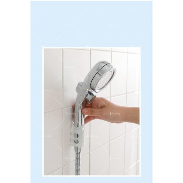 Поставка за душ слушалка с вакуум TV469 5