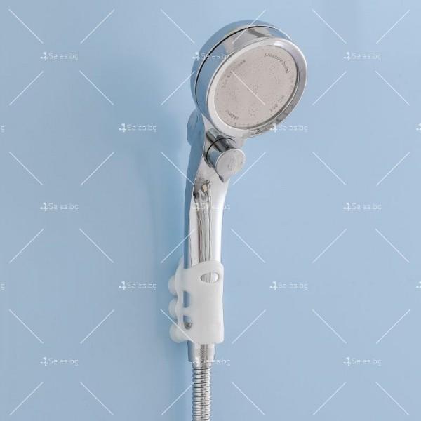 Поставка за душ слушалка с вакуум TV469 6