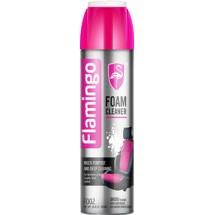 Спрей пяна за почистване на текстилни и велурени автоседалки Flamingo F002