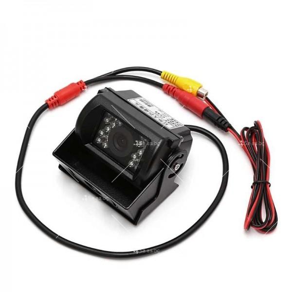 Водоустойчива външна охранителна камера CCTV CMOS 700 TVL 30 LED NIGHT VISION 5