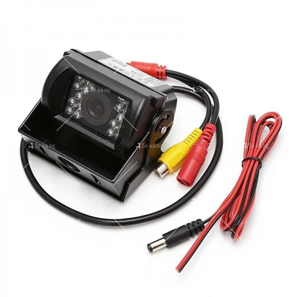 Водоустойчива външна охранителна камера CCTV CMOS 700 TVL 30 LED NIGHT VISION 6
