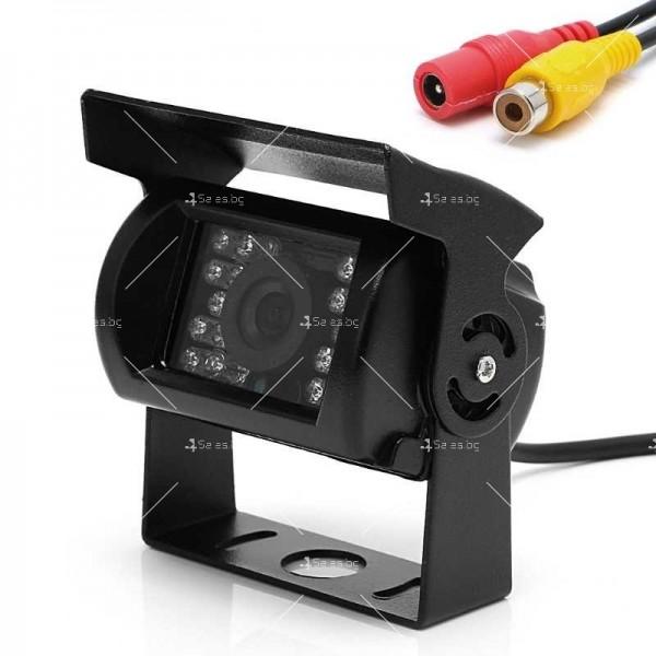Водоустойчива външна охранителна камера CCTV CMOS 700 TVL 30 LED NIGHT VISION