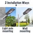 Соларна водоустойчива LED лампа за открито 40/60W H LED19 3