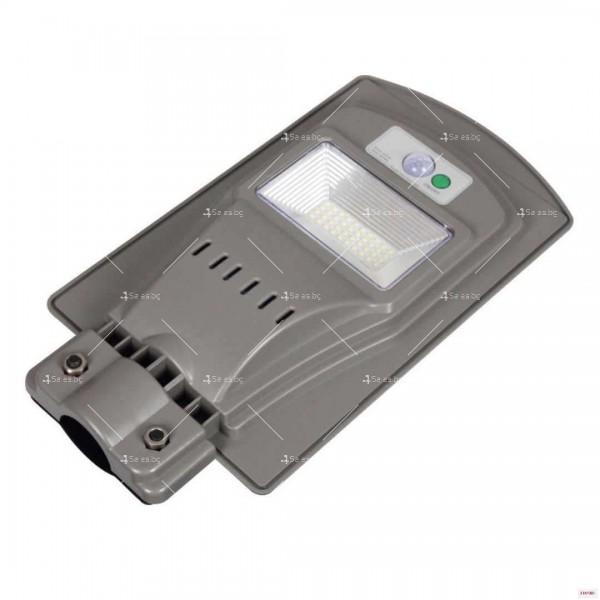 Соларна водоустойчива LED лампа за открито 40/60W H LED19 5