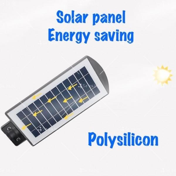 Соларна водоустойчива LED лампа за открито 40/60W H LED19 7