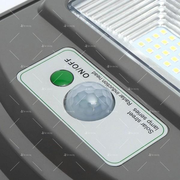 Соларна водоустойчива LED лампа за открито 40/60W H LED19 12
