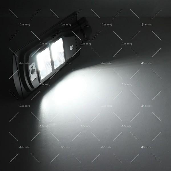 Соларна водоустойчива LED лампа за открито 40/60W H LED19 14