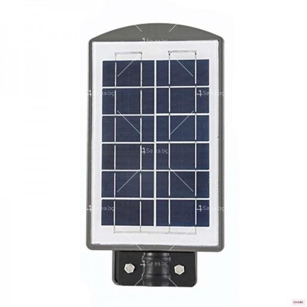 Соларна водоустойчива LED лампа за открито 40/60W H LED19 18