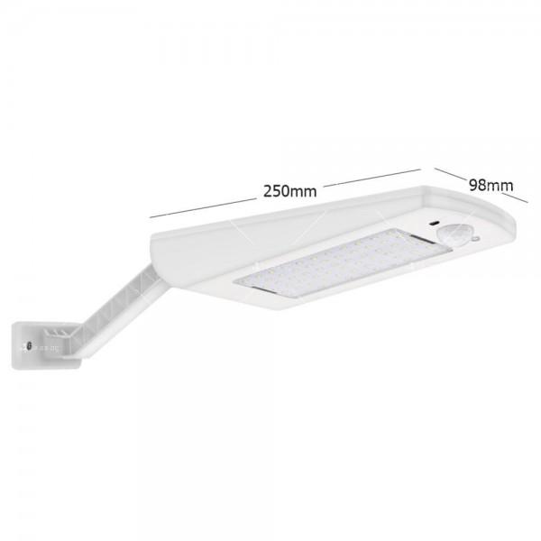 Соларна LED лампа с дистанционно и сензор за движение H LED 21 4
