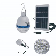 Соларна LED крушка