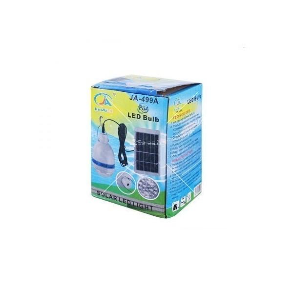 Соларна LED крушка H LED17 4