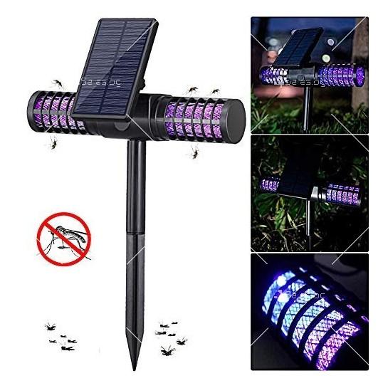 Соларна лампа против комари TV535