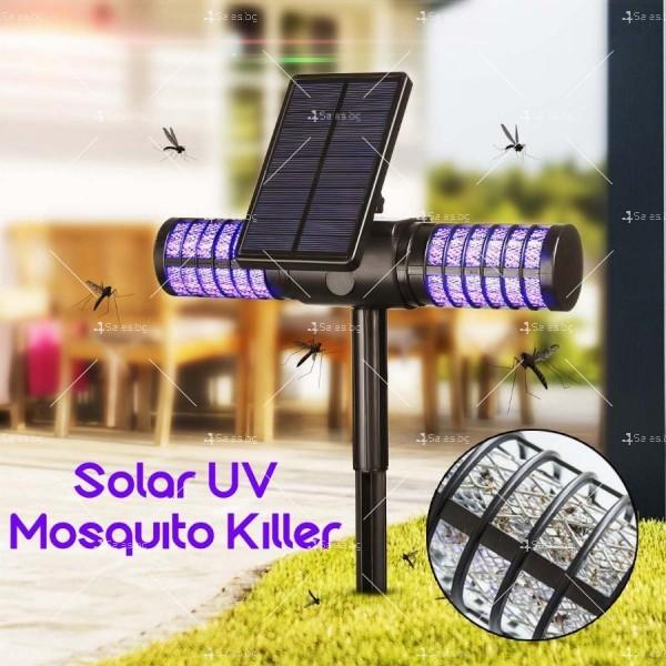 Соларна лампа против комари TV535 16