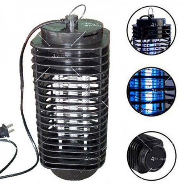 Компактна лампа против комари 2