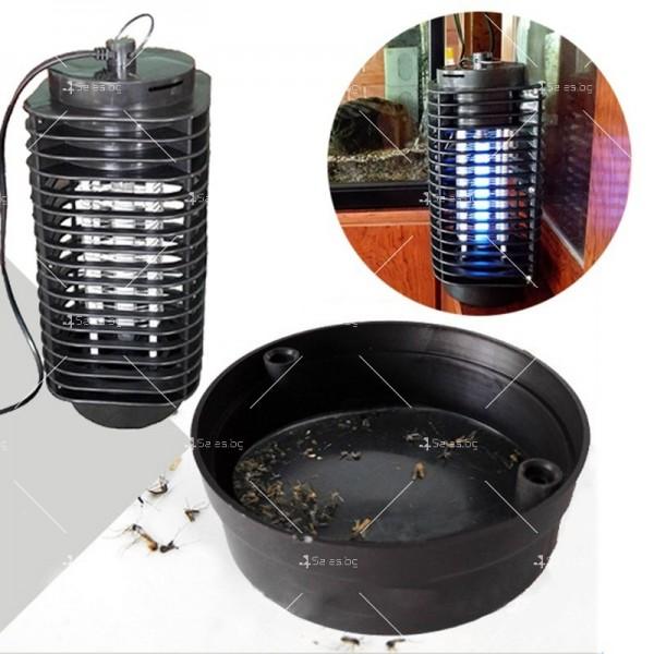 Компактна лампа против комари 3