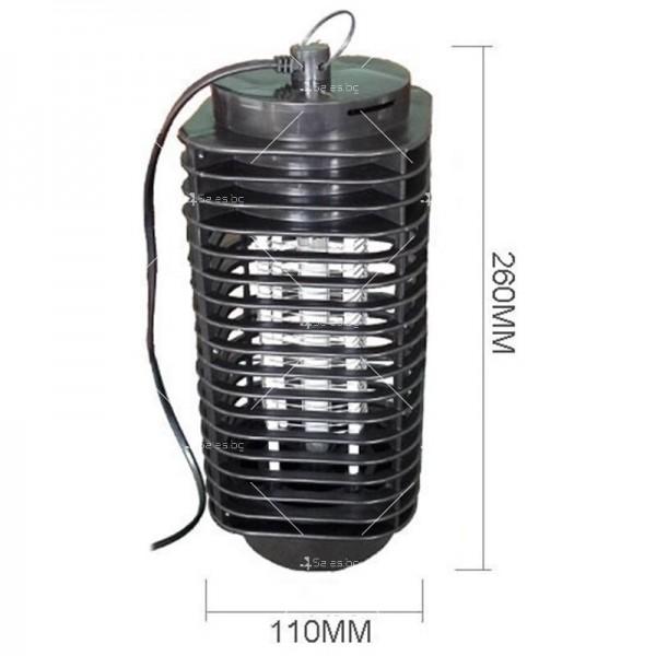 Компактна лампа против комари 5