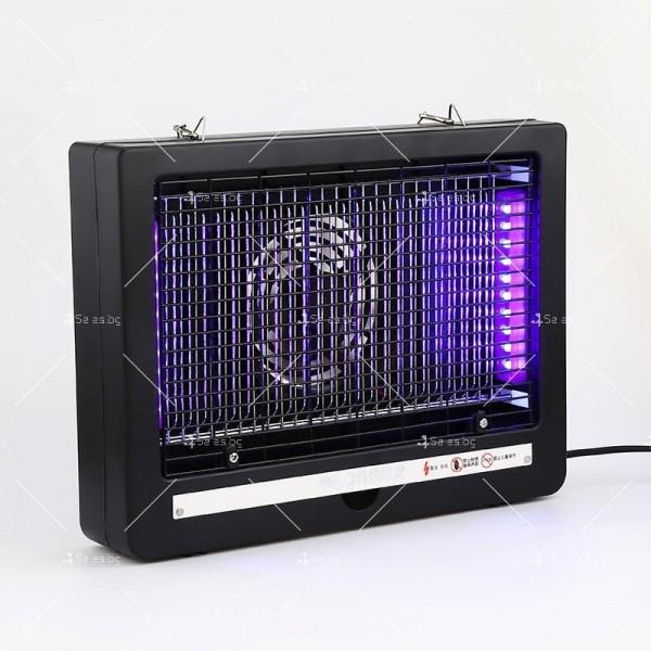Мощна електрическа лампа против комари и други насекоми TV557