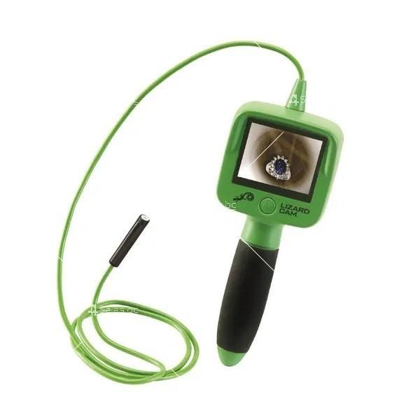 Водоустойчив ендоскоп-мини камера за инспекция с цветен LCD екран IP29