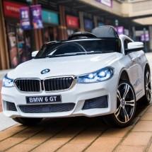 Детски акумулаторен джип BMW 6 GT