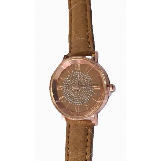 Класически дамски часовник в минималистичен стил W WATCH5