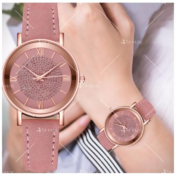 Класически дамски часовник в минималистичен стил W WATCH5 1