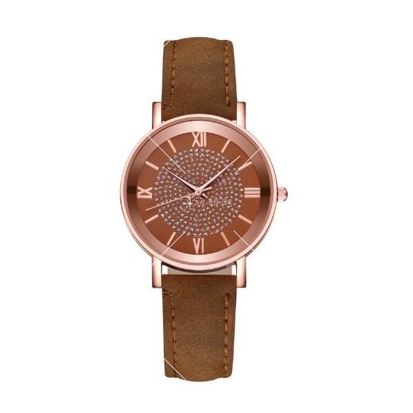 Класически дамски часовник в минималистичен стил W WATCH5 5