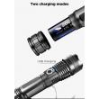 Ултрамощен LED фенер с индикация за нивото на батерията FL81 14