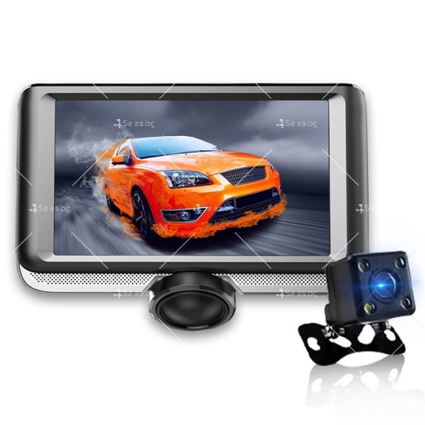 Видеорегистратор в комплект със задна камера AC56