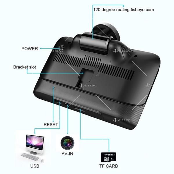 Видеорегистратор в комплект със задна камера AC56 5