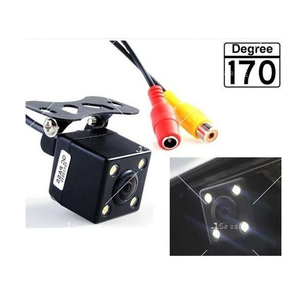 Видеорегистратор в комплект със задна камера AC56 9