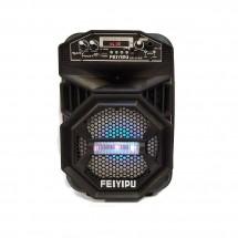 Тонколона FEYIPU ES-11-8S с вграден акумулатор и MP3 плеър