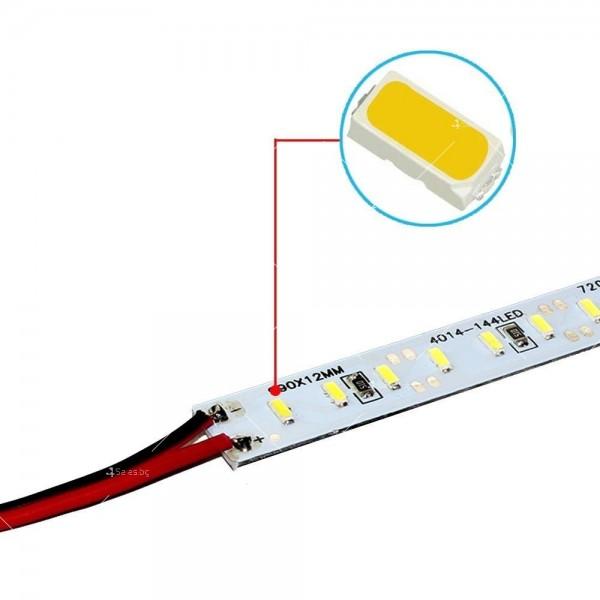 Твърда LED лента - 50 см или 100 см