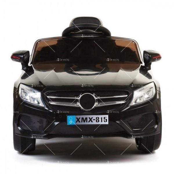 Акумулаторна кола тип Mercedes XMX – 815 отварящи врати 12 V 3