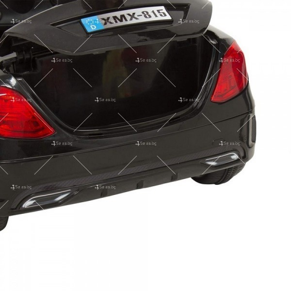 Акумулаторна кола тип Mercedes XMX – 815 отварящи врати 12 V 6