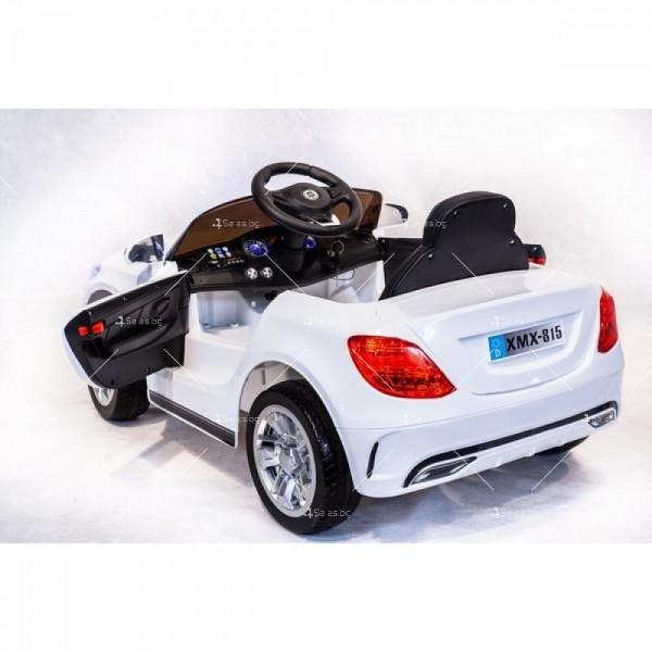 Акумулаторна кола тип Mercedes XMX – 815 отварящи врати 12 V 21
