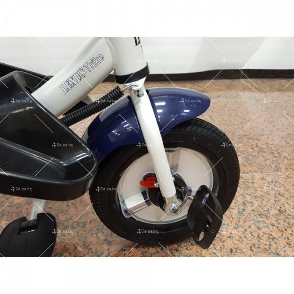 Детска триколка Lexus Trike T400 5