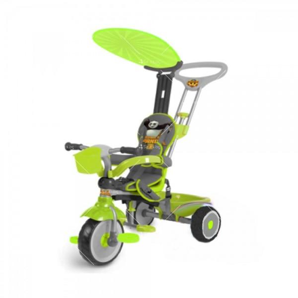 Детска триколка със стопер за педали Joy Auto 3